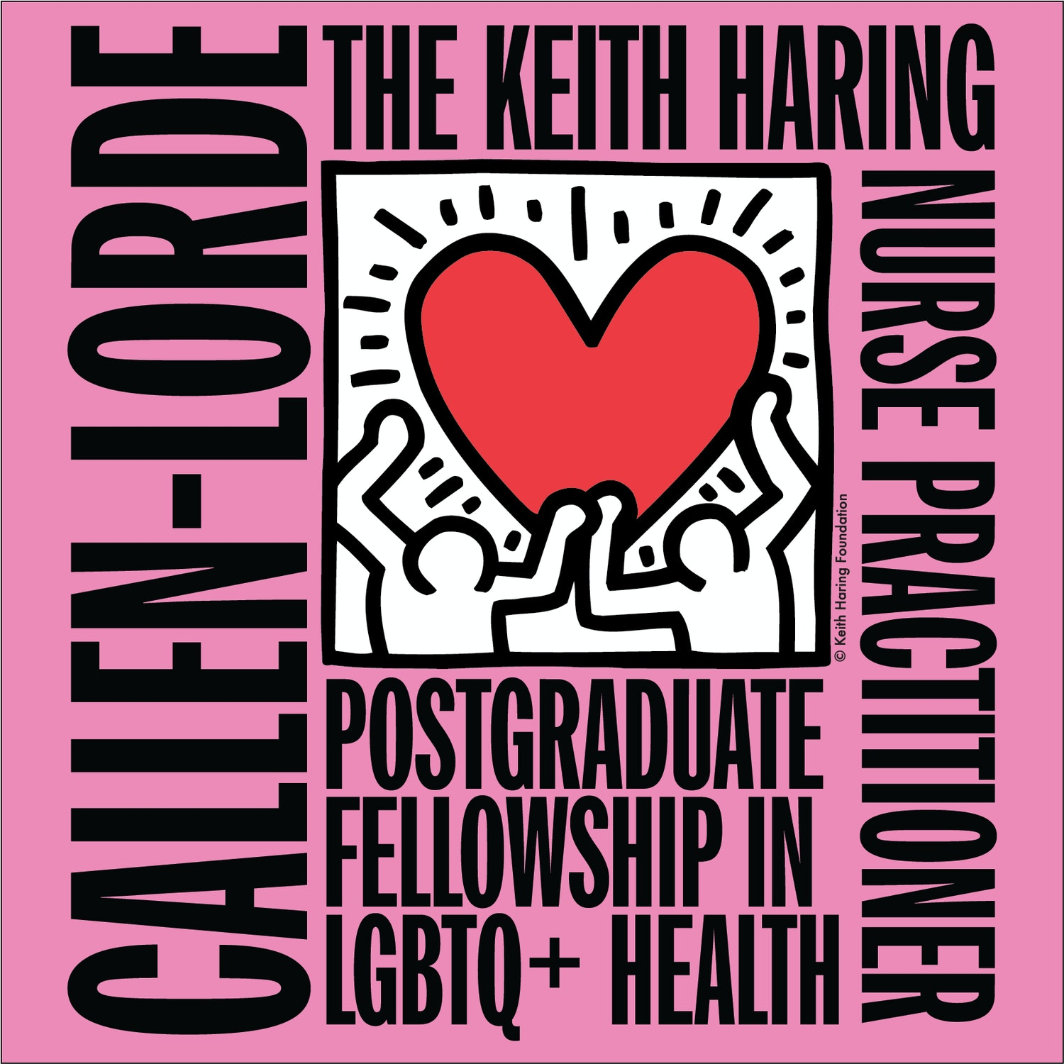 Introducing the Keith Haring Nurse Practitioner Postgraduate Fellowship in LGBTQ+ Health